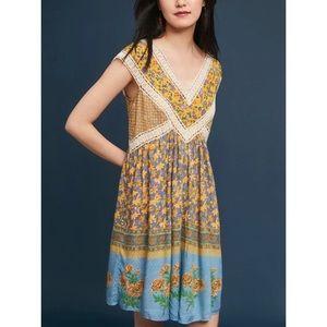 NEW Anthropologie Akemi + Kin Falaise Floral Dress